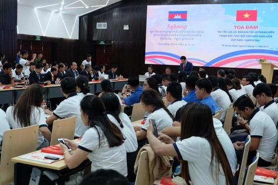 Vai trò của nhà báo trẻ và thanh niên trong việc thúc đẩy tình hữu nghị giữa Việt Nam - Campuchia ảnh 2