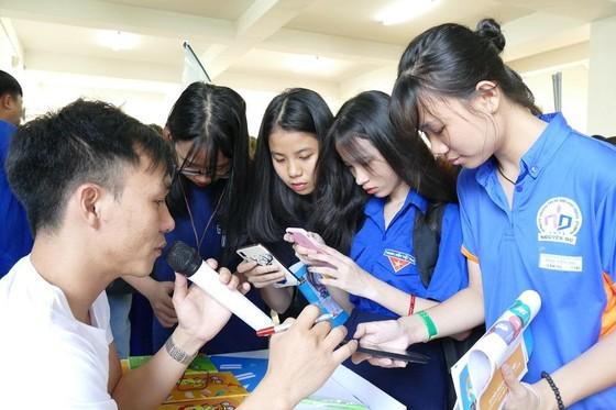 3.000 học sinh tham dự ngày hội 'Học sinh Thành phố Bác' ảnh 2