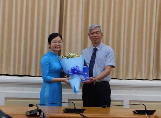 Bà Vương Thanh Liễu làm Phó Chủ tịch UBND quận 6 ảnh 1