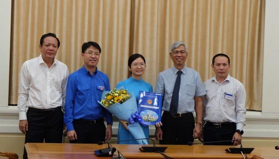 Bà Vương Thanh Liễu làm Phó Chủ tịch UBND quận 6 ảnh 2