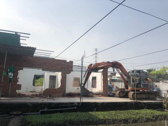 Cưỡng chế 17 công trình xây dựng không phép tại quận Thủ Đức ảnh 1