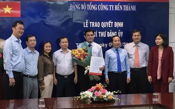 Đồng chí Hoàng Tâm Hòa làm Phó Bí thư Đảng ủy Tổng Công ty Bến Thành  ảnh 1