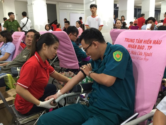 TPHCM vận động được 270.082 người hiến máu tình nguyện ảnh 2