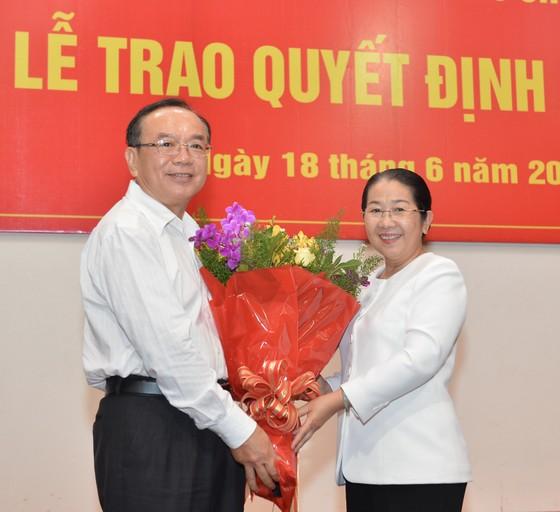 Đồng chí Phạm Quốc Bảo giữ chức Bí thư Đảng ủy Tổng Công ty Điện lực TPHCM ảnh 2