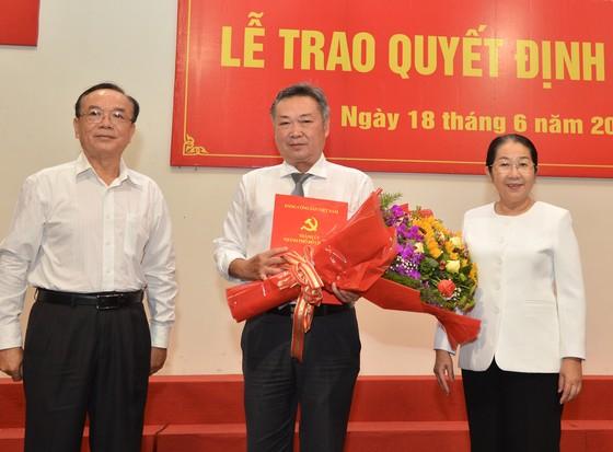 Đồng chí Phạm Quốc Bảo giữ chức Bí thư Đảng ủy Tổng Công ty Điện lực TPHCM ảnh 1