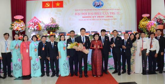 Đồng chí Hứa Quốc Hưng tái đắc cử Bí thư Đảng ủy các KCX-KCN TP ảnh 2