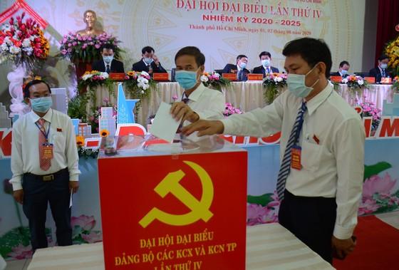 Đồng chí Hứa Quốc Hưng tái đắc cử Bí thư Đảng ủy các KCX-KCN TP ảnh 1