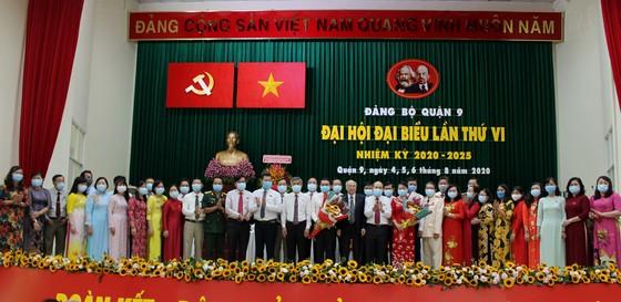 Đồng chí Lâm Đình Thắng tiếp tục làm Bí thư Quận ủy quận 9 ảnh 2