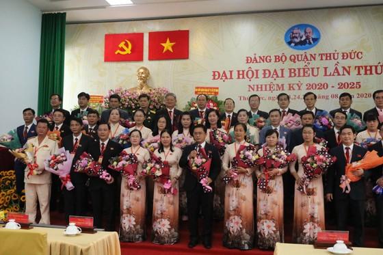 Đồng chí Nguyễn Mạnh Cường tái đắc cử Bí thư Quận ủy quận Thủ Đức ảnh 2