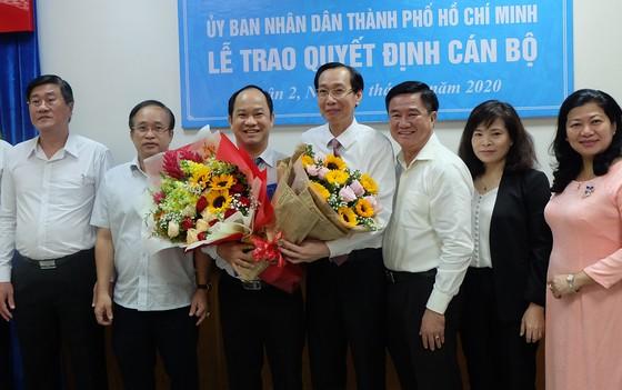 Đồng chí Lê Đức Thanh làm Chủ tịch UBND quận 2 ảnh 1
