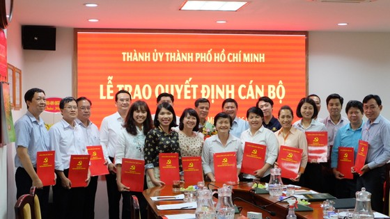 Đồng chí Nguyễn Hữu Nghĩa làm Bí thư Đảng ủy SATRA ảnh 2