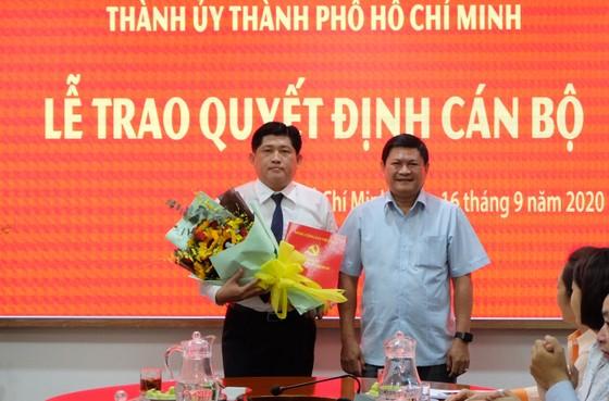 Đồng chí Nguyễn Hữu Nghĩa làm Bí thư Đảng ủy SATRA ảnh 1