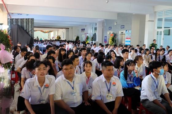 Học viện Cán bộ TPHCM khai giảng năm học mới ảnh 2