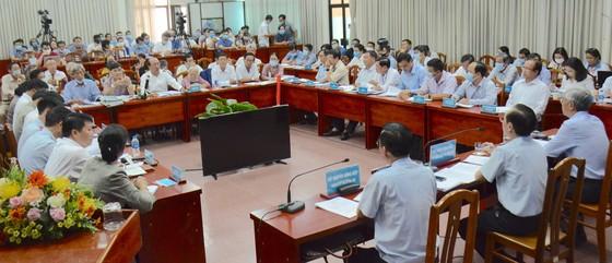 Báo cáo, xin ý kiến Thủ tướng về ranh quy hoạch Khu đô thị mới Thủ Thiêm ảnh 2