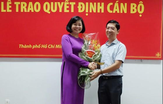 Đồng chí Lý Việt Trung làm Tổng Biên tập Báo Phụ nữ TPHCM ảnh 1