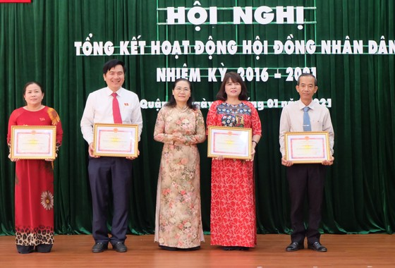 Chủ tịch HĐND TPHCM Nguyễn Thị Lệ: Chọn lọc, giới thiệu đại biểu có tâm, có tầm cho HĐND Thành phố Thủ Đức ảnh 2