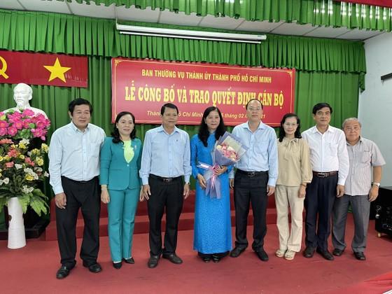 Bà Huỳnh Thị Kim Xuyến giữ chức Phó Chủ tịch Hội Nông dân TPHCM ảnh 2