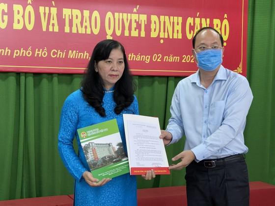 Bà Huỳnh Thị Kim Xuyến giữ chức Phó Chủ tịch Hội Nông dân TPHCM ảnh 1
