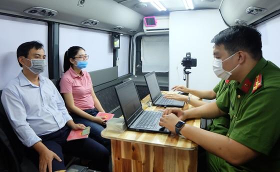 TPHCM đã hoàn chỉnh 41.288 thẻ CCCD gắn chíp điện tử để trả cho công dân ảnh 2