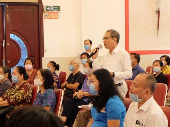 Cử tri mong ứng cử viên trúng cử đốc thúc dự án rạch Xuyên Tâm  ảnh 2