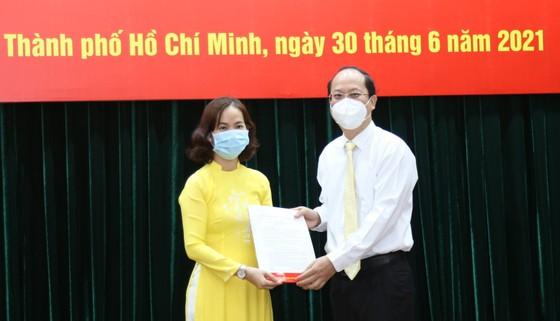Đồng chí Phạm Quốc Huy giữ chức Bí thư Đảng ủy Tổng Công ty Cơ khí Giao thông vận tải Sài Gòn-TNHH MTV  ảnh 2