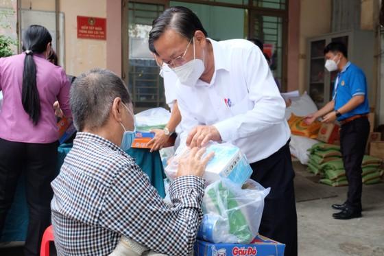 68 điểm an sinh xã hội hỗ trợ khẩn cấp cho người dân TP Thủ Đức ảnh 1