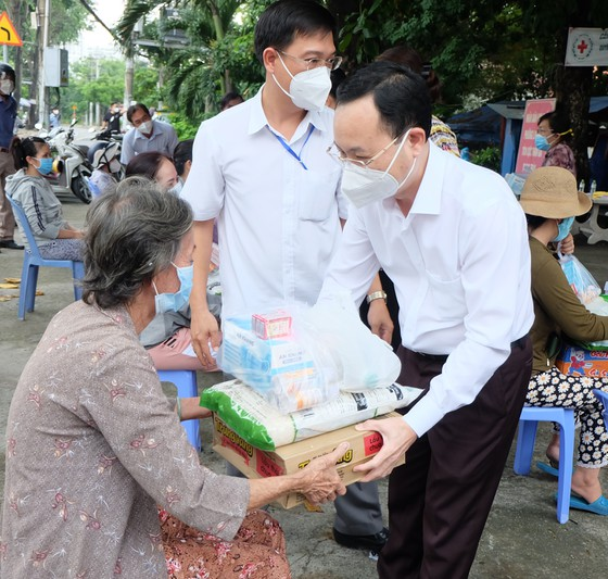 68 điểm an sinh xã hội hỗ trợ khẩn cấp cho người dân TP Thủ Đức ảnh 2