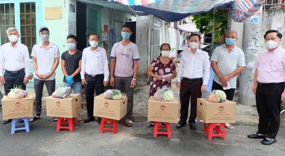 68 điểm an sinh xã hội hỗ trợ khẩn cấp cho người dân TP Thủ Đức ảnh 4