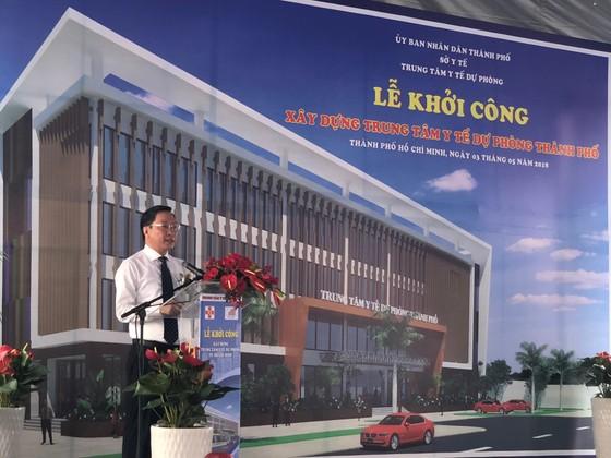 79 tỷ đồng đầu tư xây mới Trung tâm Y tế dự phòng Thành phố ảnh 1