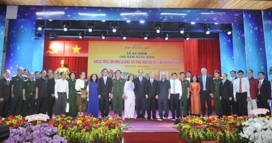 Giáo sư Nguyễn Thiện Thành - Người chiến sĩ, người thầy thuốc anh hùng ảnh 5