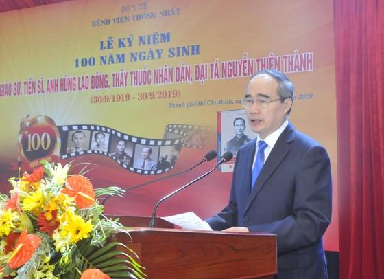 Giáo sư Nguyễn Thiện Thành - Người chiến sĩ, người thầy thuốc anh hùng ảnh 2