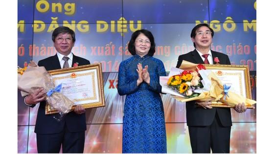 Trường Đại học Y khoa Phạm Ngọc Thạch đón nhận Huân chương Lao động hạng Nhì ảnh 3