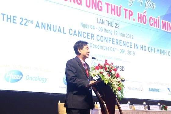 Mỗi ngày, Việt Nam có gần 315 người chết do ung thư ảnh 1