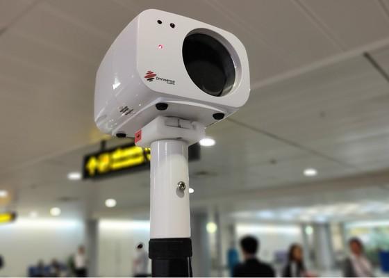 Siết chặt công tác phòng chống dịch bệnh viêm hô hấp cấp tại sân bay quốc tế Tân Sơn Nhất ảnh 6