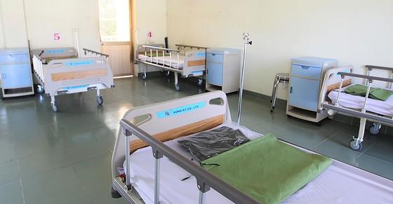 TPHCM chính thức vận hành bệnh viện dã chiến phòng chống dịch nCoV ảnh 3