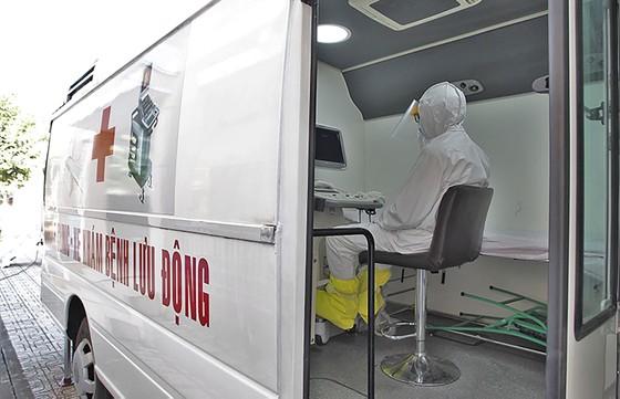 TPHCM chính thức vận hành bệnh viện dã chiến phòng chống dịch nCoV ảnh 4