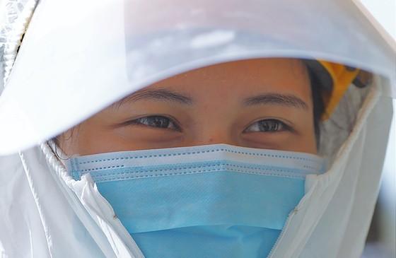 TPHCM chính thức vận hành bệnh viện dã chiến phòng chống dịch nCoV ảnh 10