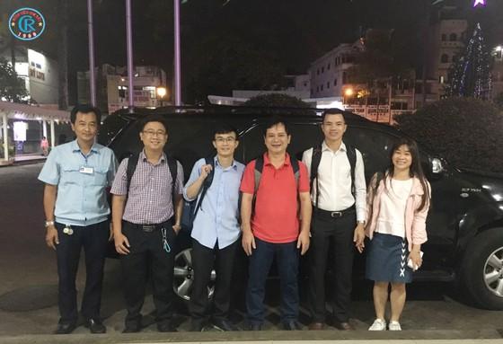 Bệnh viện Chợ Rẫy hỗ trợ Bệnh viện Đa khoa Bình Thuận điều trị bệnh nhân nhiễm Covid-19 ảnh 2