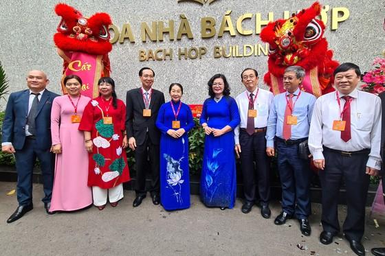Khánh thành và đưa vào hoạt động tòa nhà Bách hợp Bệnh viện Hùng Vương ảnh 4
