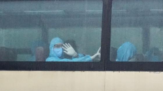 300 người 'mắc kẹt' ở Đà Nẵng đã trở về TPHCM ảnh 14
