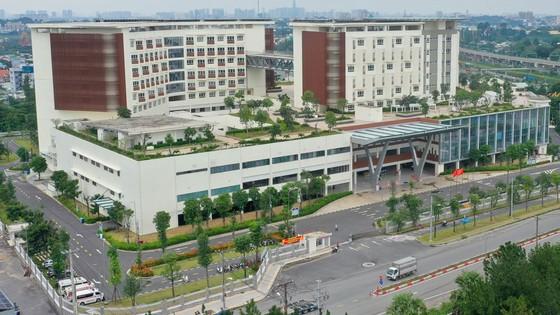 Khánh thành khối phòng khám Bệnh viện Ung bướu TPHCM cơ sở 2 ảnh 1