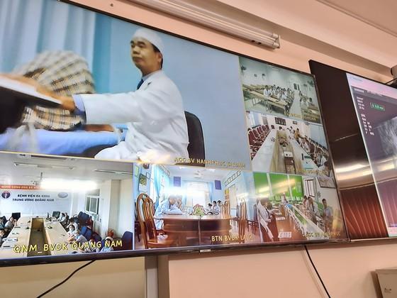 Bệnh viện Từ Dũ khai trương hệ thống tư vấn, khám chữa bệnh từ xa ảnh 1