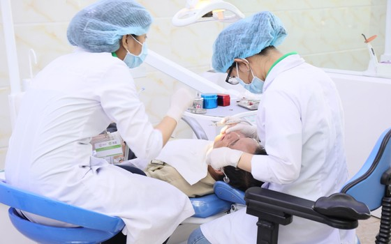 Thêm một bệnh viện chuyên khoa răng hàm mặt ảnh 1