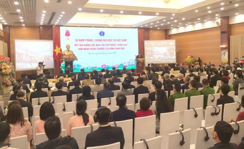 Phó Thủ tướng Trương Hòa Bình: Kỳ vọng Việt Nam chấm dứt cơ bản đại dịch AIDS vào năm 2030 ảnh 1