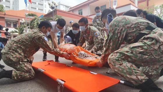 Bệnh viện Dã chiến cấp 2 số 3 sẵn sàng tham gia gìn giữ hòa bình Liên hợp quốc ảnh 1