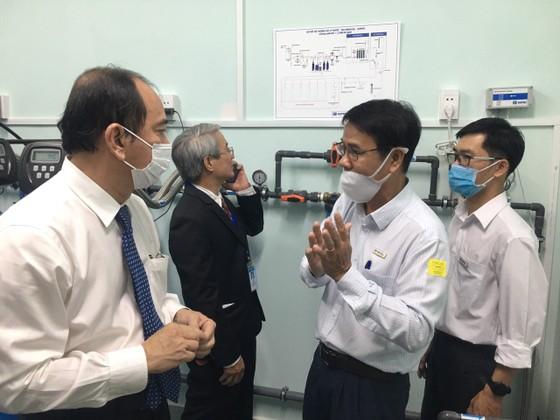 TPHCM: Trung tâm lọc máu theo tiêu chuẩn Nhật Bản chính thức đi vào hoạt động ảnh 2