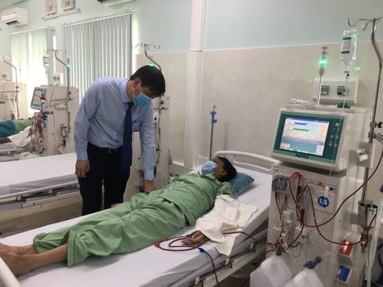 TPHCM: Trung tâm lọc máu theo tiêu chuẩn Nhật Bản chính thức đi vào hoạt động ảnh 1