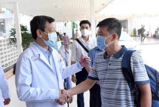 Đội phản ứng nhanh số 2 bệnh viện chợ rẫy đến Gia Lai ảnh 1