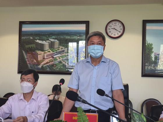 Bệnh viện Quân y 175 sẵn sàng tiếp nhận thu dung, điều trị bệnh nhân Covid-19 ảnh 2