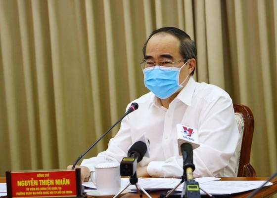 Đồng chí Nguyễn Thiện Nhân: TPHCM cần công bố kế hoạch 4 tuần phòng chống dịch Covid-19 khắt khe ảnh 3